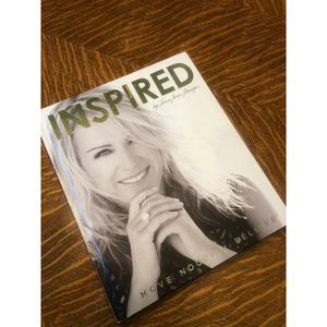 Inspired by Lorna Jane, book